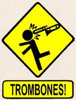 Trombones by TheMasterPlan09