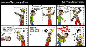 How to Rescue a Mime
