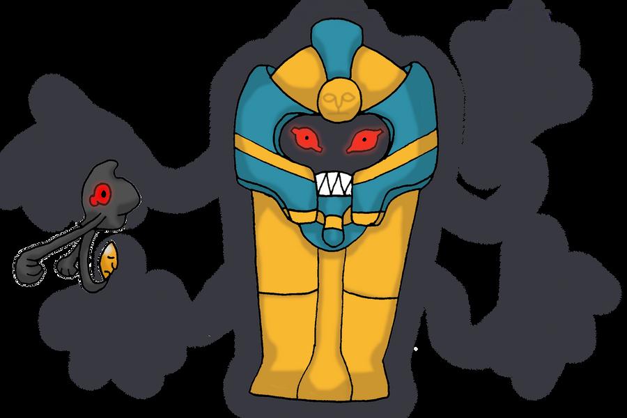 Pokemon Yamask Evolution Images   Pokemon Images