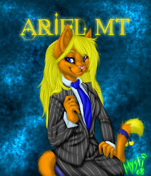 ArielMT commish1 by Chebits