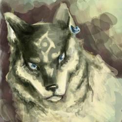 Wolf Link Ask Blog by PiggyBlackWhite
