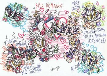 Bad Romance by Grox-12