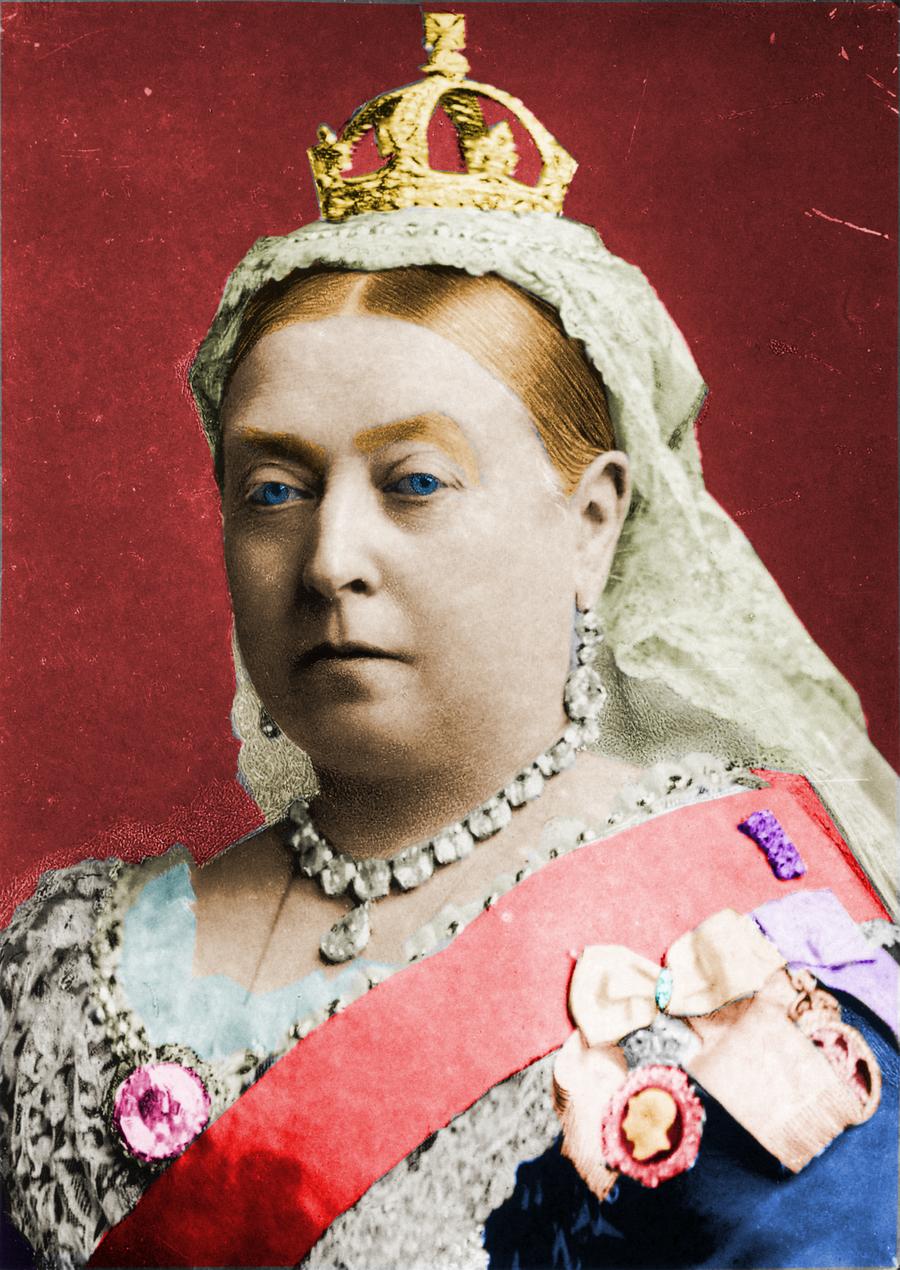 Queen Victoria by OTMARomanov on DeviantArt