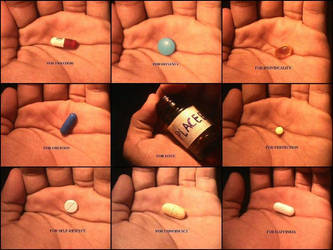 MOST WANTED PILLS by massearpeggi