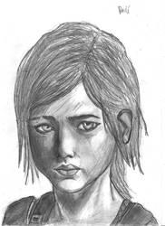 Ellie - The Last Of Us by rif99bog