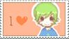kenko stamp by homoshiroi-fanclub