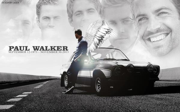 PAUL WALKER WALLPAPER ByLASER By LASERR00