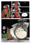 a short hellboy tale by L-F-S