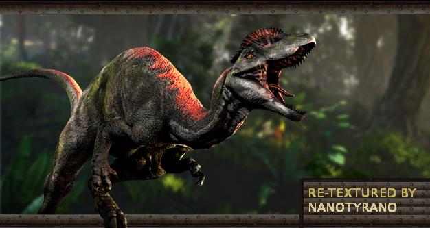 dilophosaurus primal carnage - photo #14