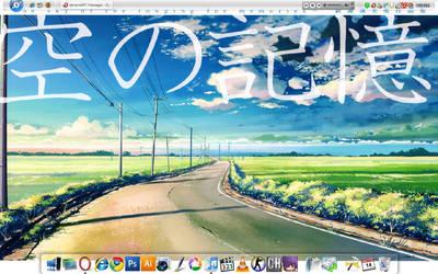 5 Cm per Second - My Desktop