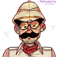 Colonel by TheRoyallyPurple