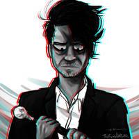 A Broken Man by TheRoyallyPurple