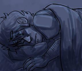 Nighty night by TheRoyallyPurple