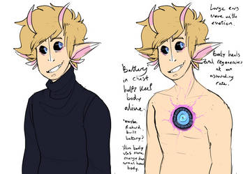 David new design by TheRoyallyPurple