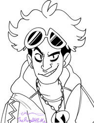 GUZMA YEAH Lines by TheRoyallyPurple