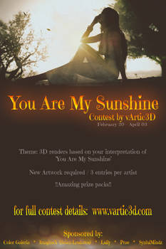 'You Are My Sunshine' Contest