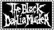 The black dahlia murder stamp by old-mc-donald