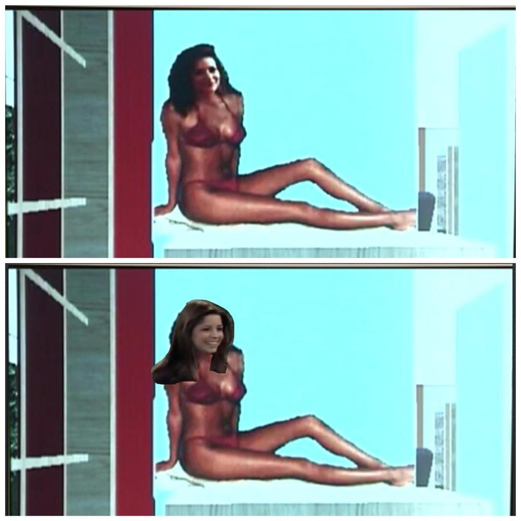 Marie bikini lopez constance