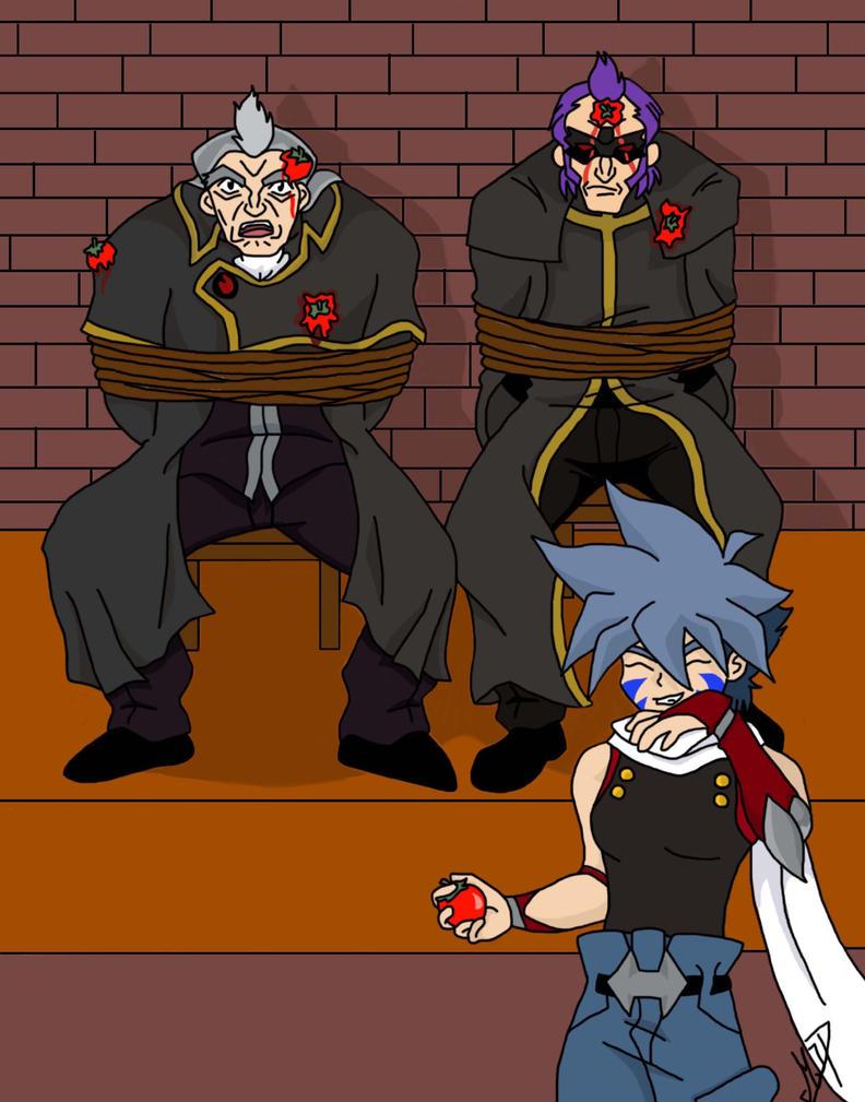 Kai's Revenge by SolitaryWolf
