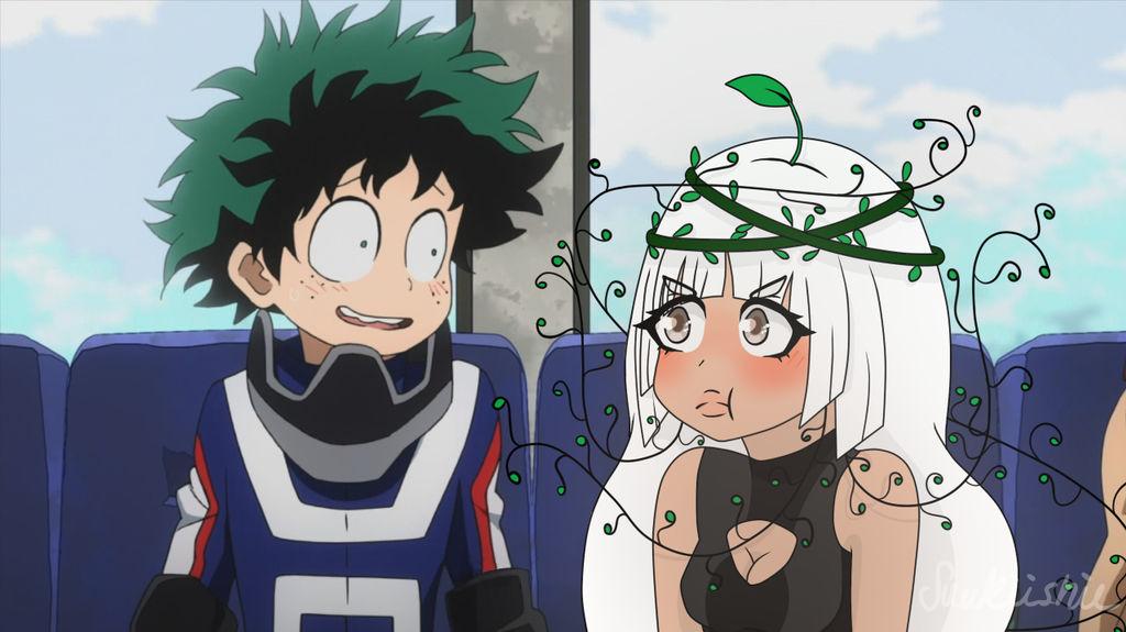 Bnha villian oc Artworks Artwork Art Anime t
