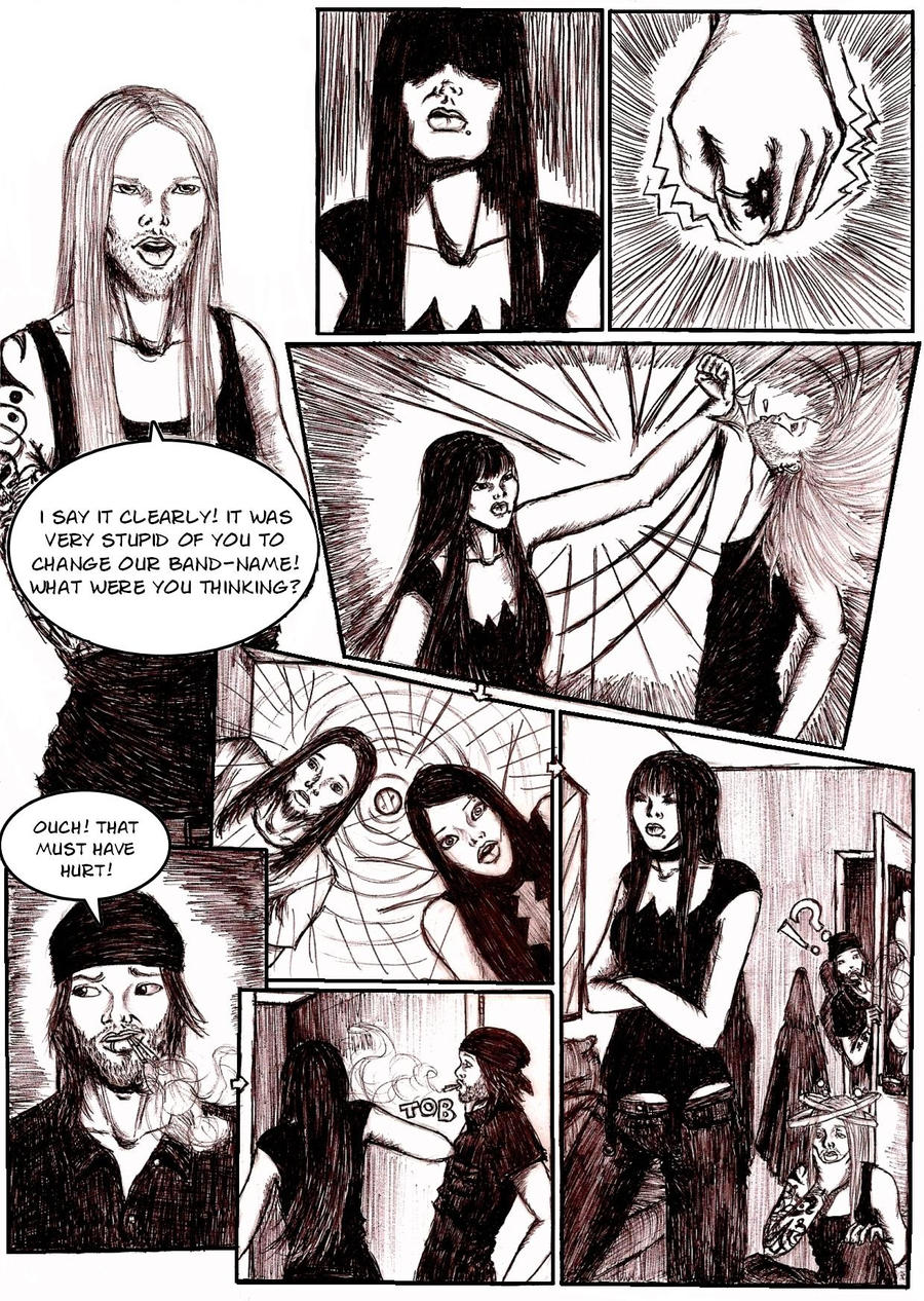 Heavenly Touched: Page 4 by CrimsonAnaconda
