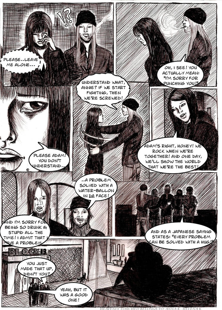 Heavenly Touched: Page 6 by CrimsonAnaconda