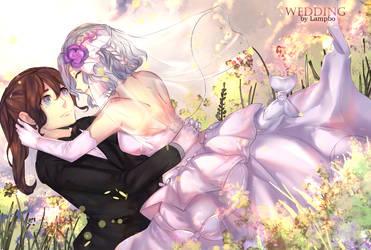Wedding by lampbo