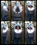 Wolf Hoodie - FOR SALE