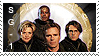 SG-1 Crew by StampCollectors