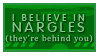 I Believe in Nargles by StampCollectors