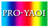 Pro-Yaoi by StampCollectors