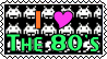 I Heart the 80s by StampCollectors