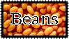 I Love Beans by StampCollectors