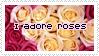 I Adore Roses by StampCollectors