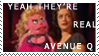 Avenue Q by StampCollectors