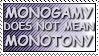 Monogamy-Monotony by StampCollectors