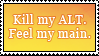 WoW - Kill My ALT by StampCollectors