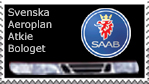 Saab 1 by StampCollectors