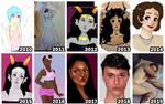 decade of art