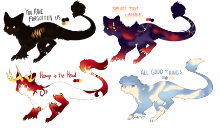[CLOSED jbd adopt] big prophecy by osteoh