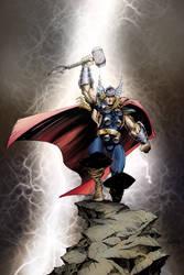 Thor by teach