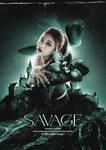 savage//designbyLingGenie by linggenie