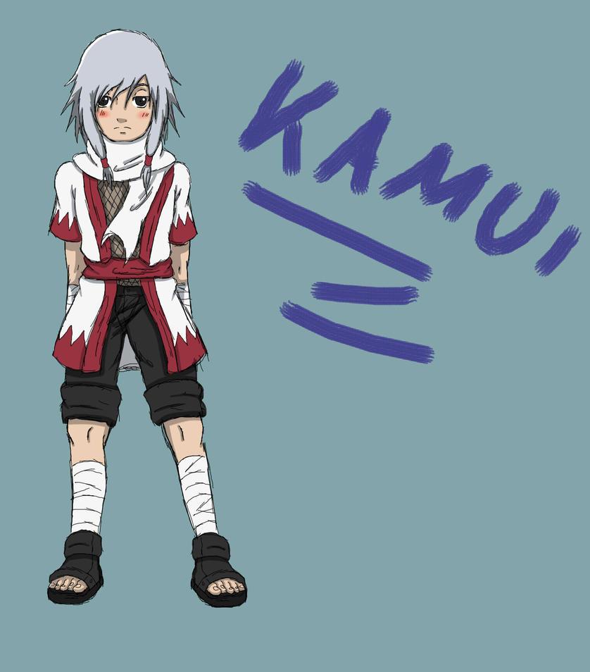 Kamui by xSubarashiiSayurix