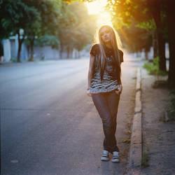 Sun Road by SerjioHiFi