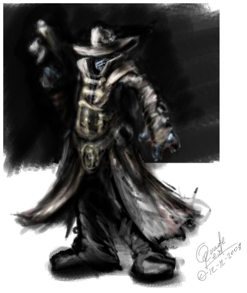 Rymier gunfighter by queator on deviantart - Gunfighter wallpaper ...