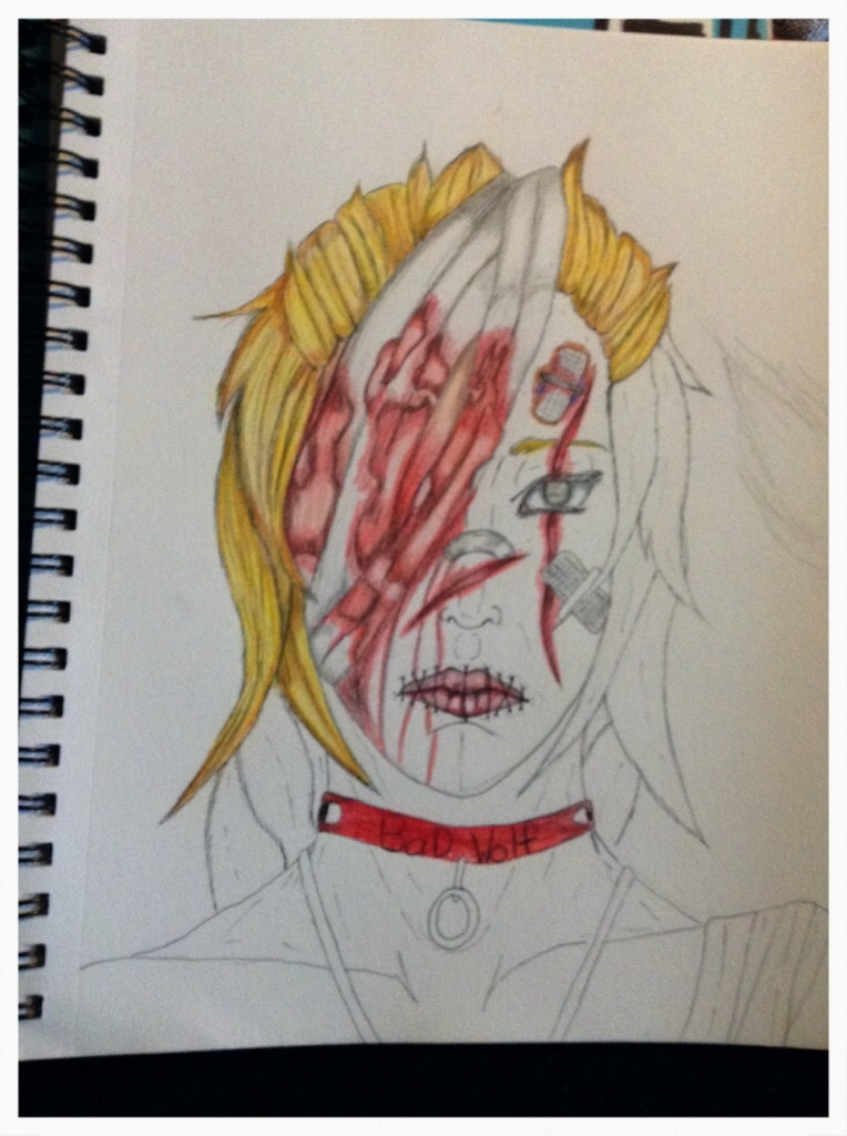 Hater WIP by SexyMadHouse