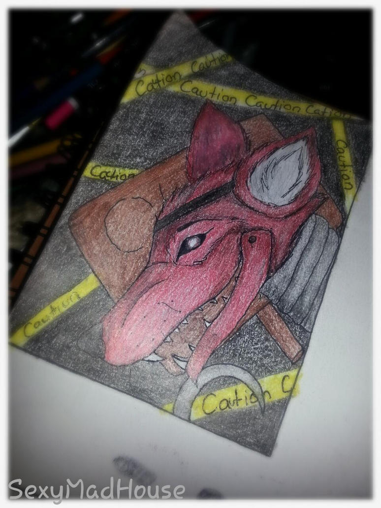 The Beast of Pirate Bay - ACEO Trade by DoktorrSketchy