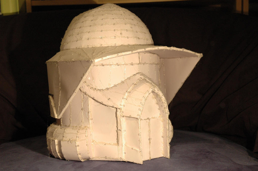Clone Trooper Armor Pepakura Files Database - thebiglastsite's blog