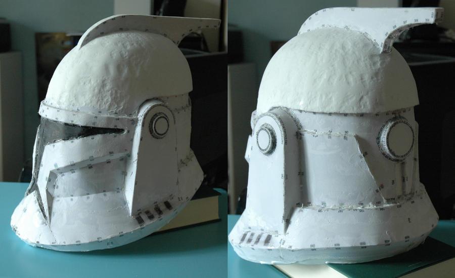 Clone Trooper Armor Pepakura Files Halo - staffkeep