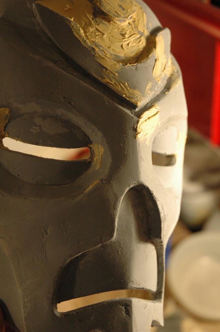 -Skyrim- Dragon Priest Mask